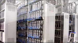 Data center de iWeb