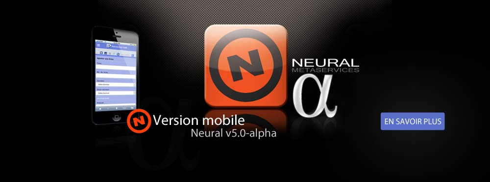 Neural v5.0-alpha - Version mobile